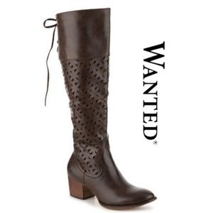 Casual Chic Wanted Boots